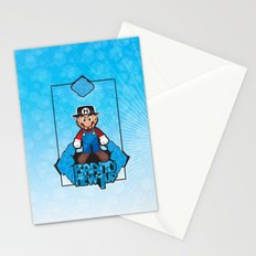 Mario Heisenberg Stationery Cards
