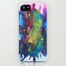 Watercolor Texture iPhone Case
