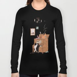 the Pianist Long Sleeve T-shirt