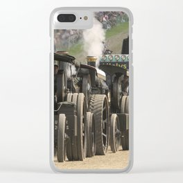 Traction Trio Clear iPhone Case