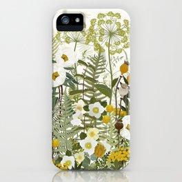 Ayla Summer iPhone Case