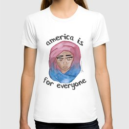 America is For Everyone T-shirt