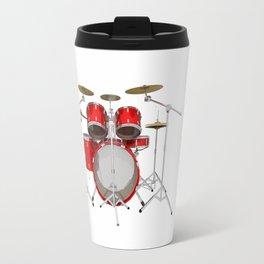 Red Drum Kit Travel Mug