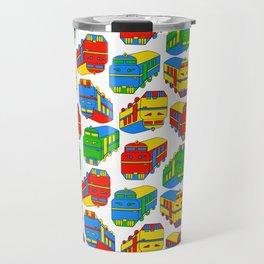 Trains Travel Mug