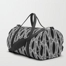I'm Thinking No 2 Duffle Bag
