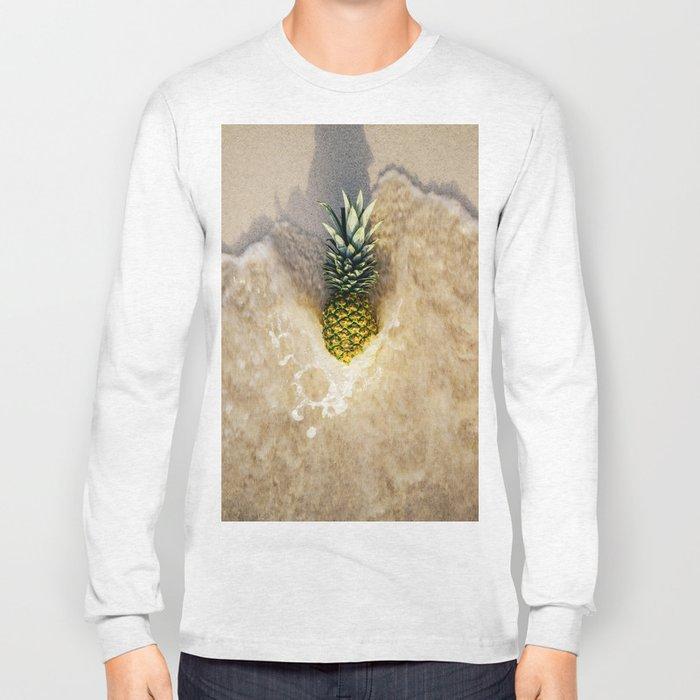 Pineapple Love Long Sleeve T-shirt
