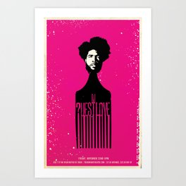 Questlove Poster Art Print