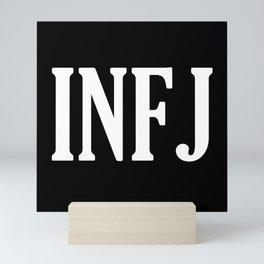 INFJ Mini Art Print