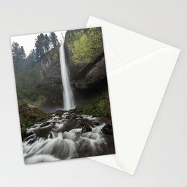 Latourell Falls Stationery Cards