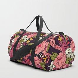 Jungle Pattern 001 Duffle Bag