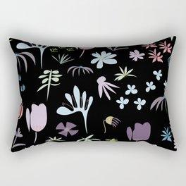 My Garden Rectangular Pillow