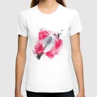battlestar T-shirts featuring Minimal Galactica by Nicolas Beaujouan