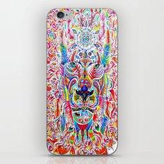 Mystic Lion iPhone Skin
