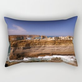 The Razorback Coastal Formation Rectangular Pillow