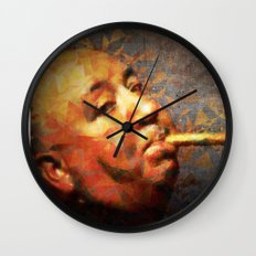 Alfred Hitchcock Wall Clock