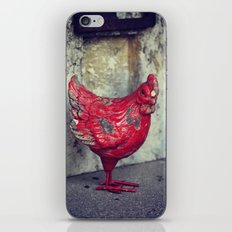Chicken iPhone & iPod Skin