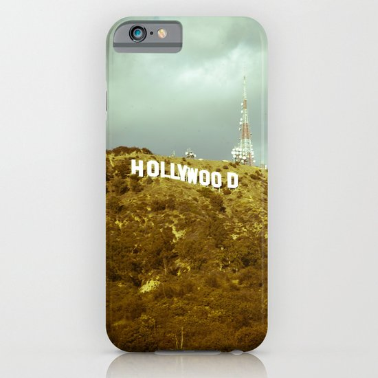 Hollywood iPhone & iPod Case