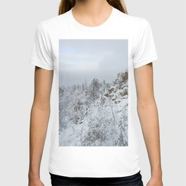 Winter Mountain T-shirt