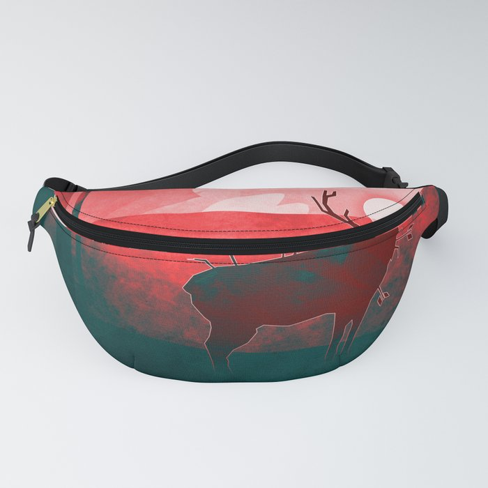 At Peace Fanny Pack