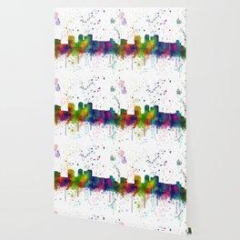 Birmingham, Alabama Skyline Wallpaper