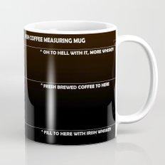 Irish Coffee Measuring Mug Mug