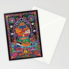 Pug Nang Kwak – Thai Goddess Of Wealth Stationery Cards