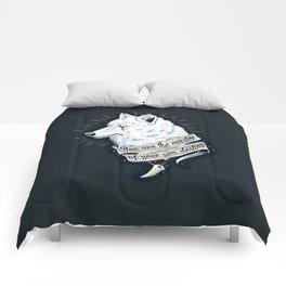 Wolf Protector Comforters