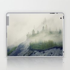 Trees and Fog Laptop & iPad Skin