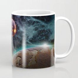 Deep Space Flare Coffee Mug
