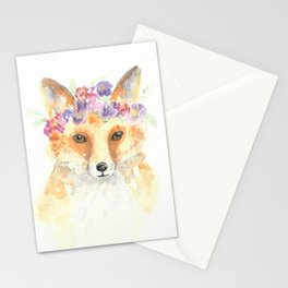 Miss Foxie Stationery Cards