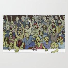 Zombies!!! Rug