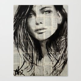 FOR HER Canvas Print