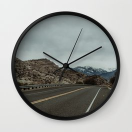High Sierra Rambler Wall Clock