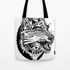 Ferocious Beauty Tote Bag
