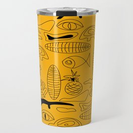 Crocodile Dream Travel Mug