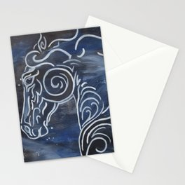Horse and Stardust Stationery Cards