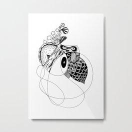 wotko Metal Print