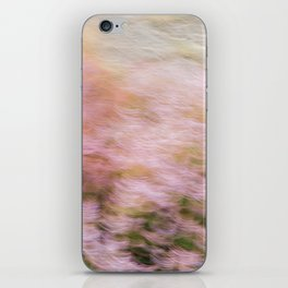 Abstract Heather iPhone Skin