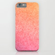 Sea Glass ~ Coral iPhone 6s Slim Case