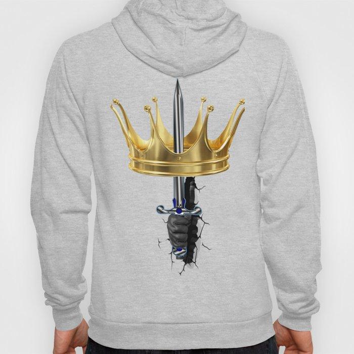 Corona lucha por el Reinado Hoody