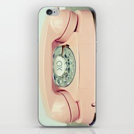 Party Line iPhone Skin