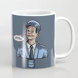 Johnny Cab - Total Recall Coffee Mug