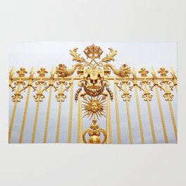Gates of Versailles  Rug