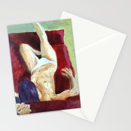 Red Couch Stationery Cards