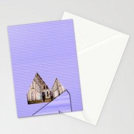 Reykjavik Boulevard #18 Stationery Cards