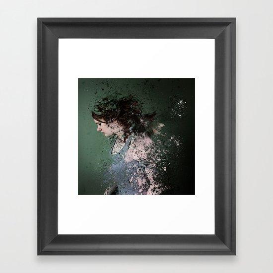 Terminate Framed Art Print