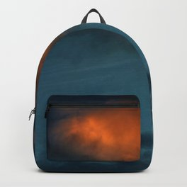 Clouds in Water (Color) Backpack