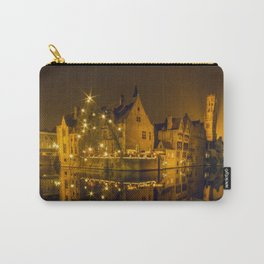 Night at Brugge Carry-All Pouch