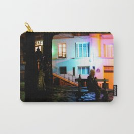 In Paris Carry-All Pouch