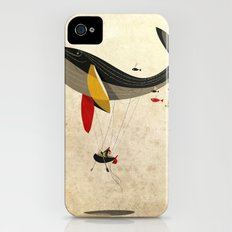 I believe i can fly iPhone (4, 4s) Slim Case